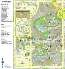 Map Of Downtown New Orleans by File Disneyland Overview Map Png Wikimedia Commons