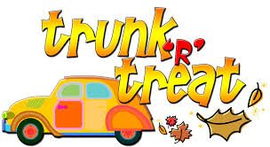 free trunk or treat clipart u2013 fun for halloween