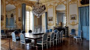 French Interior Vintage Style Of Versaille French Dining Room Designs Versaille