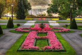 Niagara Botanical Garden Niagara Falls Botanical Gardens Ontario Canada Photograph By Wayne