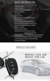 cm toyota toyota car auto remote central kit door lock locking vehicle