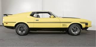 ford mustang mach 2 for sale 1971 ford mustang mach i 429 scj fastback coupe