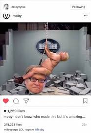 Wrecking Ball Meme - miley cyrus wrecking ball visual gets a donald trump makeover