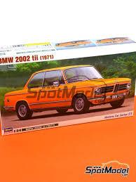 bmw 2002 model car reji model marking livery 1 24 scale bmw 2002 tii bp 61