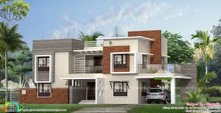 flat roof home designs home design