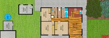floor plan project 3 axis