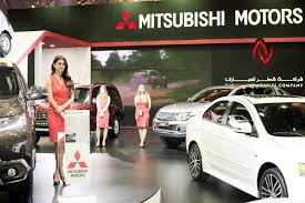 mitsubishi qatar qatar motor show 2016 production factory