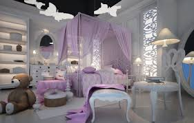 compact grey and purple bedroom ideas for women marble decor desk