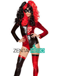 Halloween Harley Quinn Costume Compare Prices Harley Quinn Costume Black Shopping Buy
