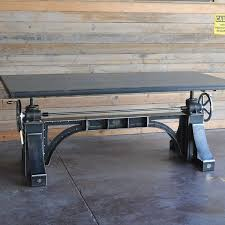 Metal Conference Table Bronx Conference Table U2013 Vintage Industrial Furniture