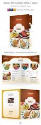 welcome restaurant menu card pack print templates template and