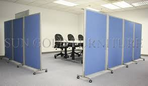 Office Room Divider China Modern Office Room Divider Removable Rolling Partition Wall