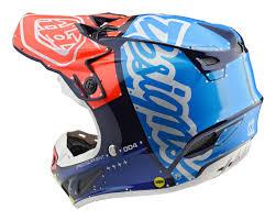 ufo motocross helmet 2018 troy lee se4 composite factory helmet navy
