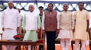 Portfolio Of Cabinet Ministers Of India New Haryana Ministers Get Portfolios Abhimanyu Singh Divested Of