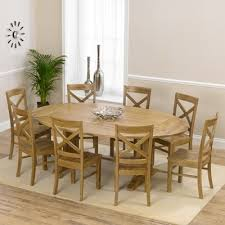 Oak Extending Dining Table And 8 Chairs 96 Motif Oval Dining Table With 8 Chairs Asian Tables For
