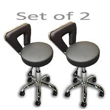 beauty salon stool equipment medical light chair spa nail