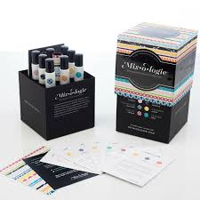 gift set mixologie blendable perfume collection mixologie