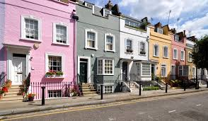 london hit hardest as average property prices dip across england