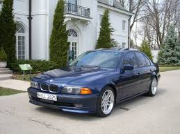 1999 bmw 5 series information and photos zombiedrive