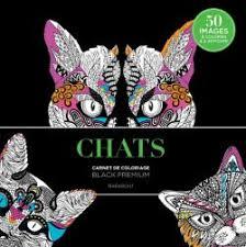 Black Premium Chats  Editions Marabout
