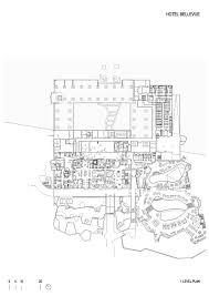 gallery of hotel bellevue rusan arhitektura 15 hotel floor
