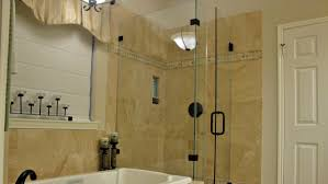 considering a new frameless shower door in fort collins here are