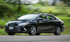 toyota company cars 2017 toyota camry hybrid test u2013 review u2013 car and driver