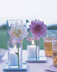 How To Make A Flower Centerpiece Arrangements by Easy Centerpieces Martha Stewart