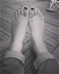 toe tattoo ideas popsugar beauty