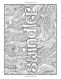 amazon swear word stress relieving coloring book 37 funny