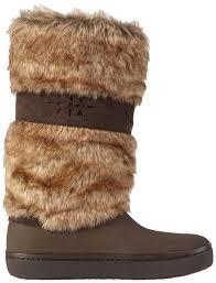 crocs light up boots crocs rx clogs crocs women s modessa furry boot mid calf boots
