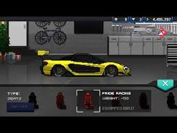pixel car racer pixel car racer modded supercars gameplay