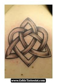 celtic symbol for strength and neart means strength in