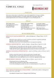 new resume formats 2017 effective resume format extraordinary free resume templates 2017