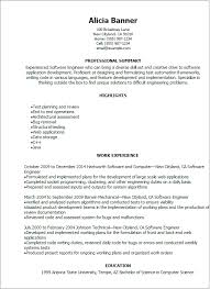 Sql Developer Resume Sample by Software Engineer Resume Template Software Engineer Resume Best