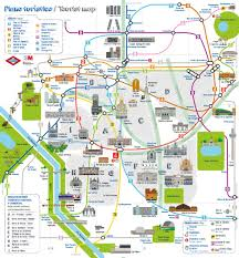 San Francisco Metro Map Pdf by Maps Update 30722069 Barcelona Tourist Map Pdf U2013 Barcelona Map