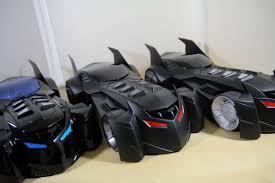 batman batmobile customs for 6 inch figures review