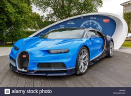 bugatti 2017 bugatti chiron on display at the 2017 goodwwod festival of speed