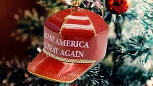 it isn t a merry for the donald tree ornament