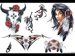 native american tribal tattoo designs tattoo fantastic