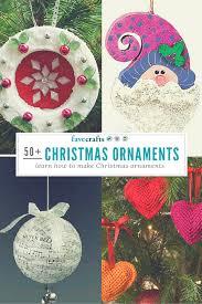70 simple homemade christmas ornaments diy christmas christmas