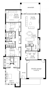 Home Theatre Floor Plans The Coolum Display Home By Medallion Homes In Kensington Gardens