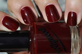 blood red paint blood red nail paint nailshe