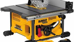 table saw safety switch new dewalt table saw with guard detect intelligent safety switch