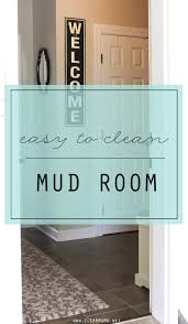 How To Clean Flat Paint Walls by Mud Room Archives Clean Mama