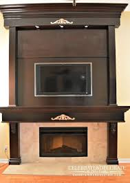 Trim Around Fireplace by How To Shiplap A Fireplace Or A Wall Hometalk
