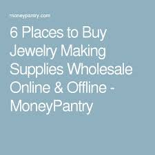 Wholesale Jewelry Making - best 25 jewelry making supplies wholesale ideas on pinterest