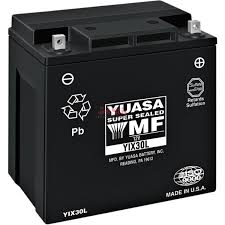 yuasa yix30l pw yuam7230l pw sealed agm battery jet skis