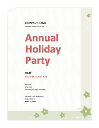 free printable invitations of company event