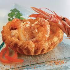 cuisine andalouse recette croustade de la mer à l andalouse cuisine madame figaro
